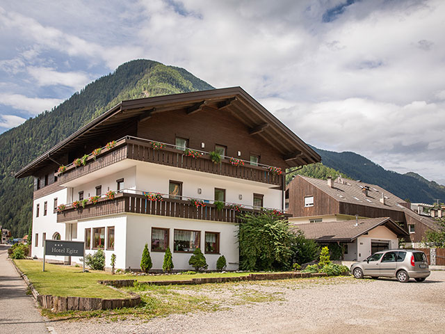 Hotel Egitz, Mühlen in Taufers - Urlaub in Südtirol